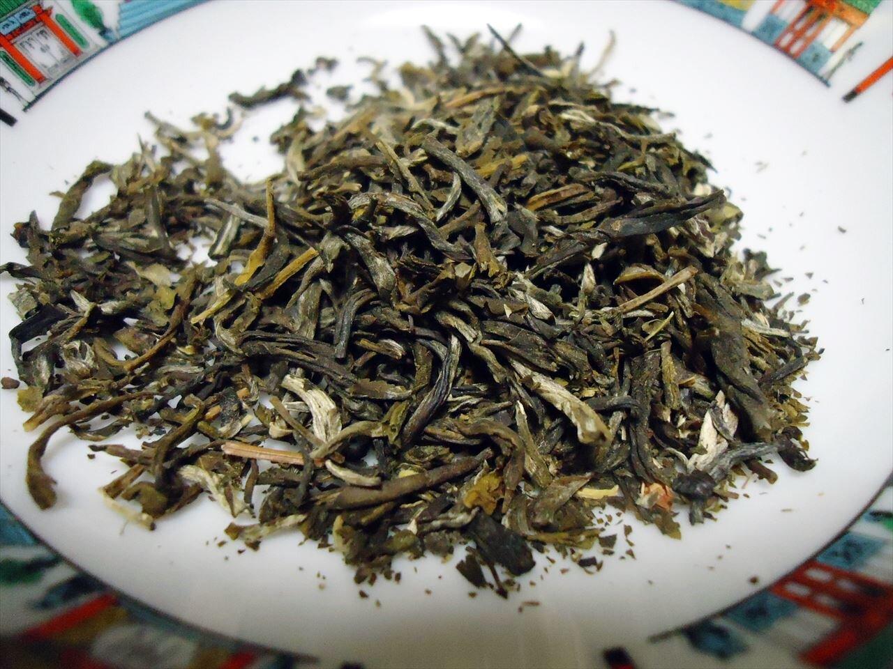 香福茶舗の茶葉